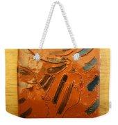 Morning - Tile Weekender Tote Bag