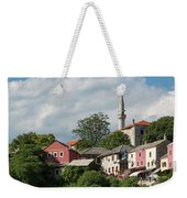 Mostar, Bosnia And Herzegovina Weekender Tote Bag