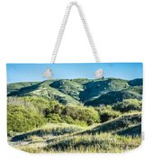 Muir Woods Forest Drive By Nature Near San Francisco Weekender Tote Bag