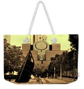 Museum Of Modern Art - San Francisco Weekender Tote Bag