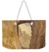 Natural Bridge Weekender Tote Bag