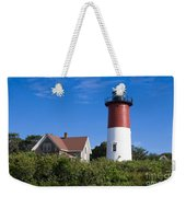Nauset Light Weekender Tote Bag