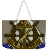 Nautical Collection Weekender Tote Bag