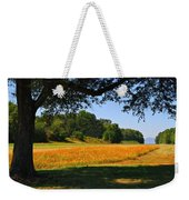 Ncdot Wildflowers Weekender Tote Bag