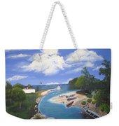Negril Jamaica Weekender Tote Bag