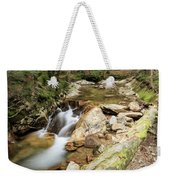 New England Waterfall Weekender Tote Bag