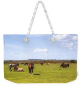 New Forest - Hampshire - Uk Weekender Tote Bag