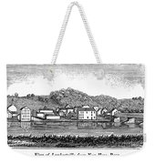 New Jersey, 1844 Weekender Tote Bag