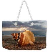 North Shore Seashell Weekender Tote Bag