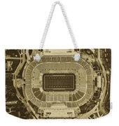 Notre Dame Stadium Weekender Tote Bag