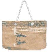 Ocean Breeze Walk Weekender Tote Bag