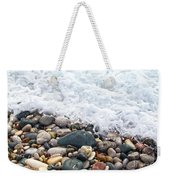 Ocean Stones Weekender Tote Bag by Stelios Kleanthous