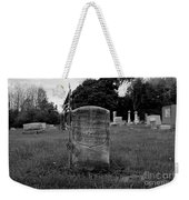 Odd Fellows Cemetery Weekender Tote Bag