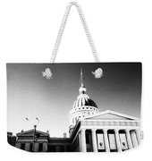 Old Courthouse Weekender Tote Bag