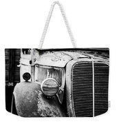 Old Farm Ford - Pov 1 Bw Weekender Tote Bag