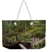 Old Forest In Kauppi Tampere Weekender Tote Bag