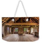 Old House Interior Weekender Tote Bag