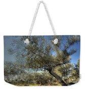 Olive Trees Weekender Tote Bag