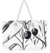 Olives Weekender Tote Bag