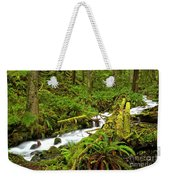 Olympic Tranquility Weekender Tote Bag