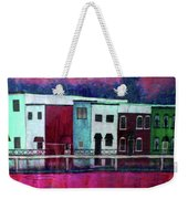 On The Banks Of The Grand River Weekender Tote Bag
