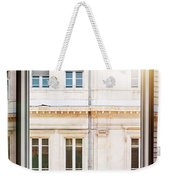 Open Window In Toulouse Weekender Tote Bag