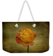 Orange Rose Weekender Tote Bag