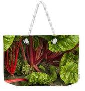 Organic Swiss Chard Weekender Tote Bag
