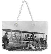 Orville Wright (1871-1948) Weekender Tote Bag