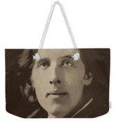 Oscar Wilde 1 Weekender Tote Bag