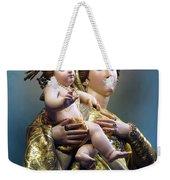 Our Lady Of Graces Weekender Tote Bag