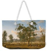 Patterdale Landscape With Cattle Weekender Tote Bag