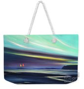 Peace Is Colorful 2 Weekender Tote Bag