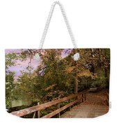 Peaceful Repose Weekender Tote Bag