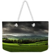 Pen Y Fan And Brecon Beacons Panorama Weekender Tote Bag