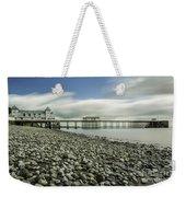 Penarth Pier 6 Weekender Tote Bag
