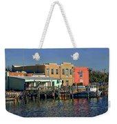 Pensacola Bay Weekender Tote Bag