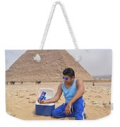 Pepsi Advertisement Weekender Tote Bag