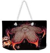 Persian Carpet Flower Weekender Tote Bag