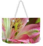 Peruvian Lilies In Bloom Weekender Tote Bag by Richard J Thompson