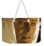 Peter O'toole As Lawrence Of Arabia Weekender Tote Bag