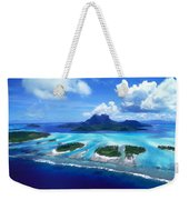 Pictures Nature Weekender Tote Bag