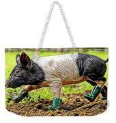 Pig Collection Weekender Tote Bag