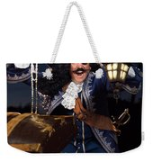 Pirate With A Treasure Chest Weekender Tote Bag