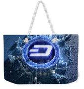 Pixel Dash Concept Weekender Tote Bag