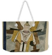 Popular Wall-painting Weekender Tote Bag
