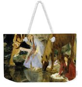 Portrait Of Mlle Fiocre In The Ballet  Weekender Tote Bag