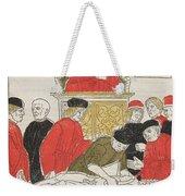 Possibly Johannes De Ketham Weekender Tote Bag