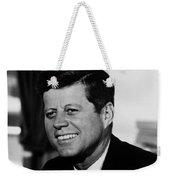 President Kennedy Weekender Tote Bag
