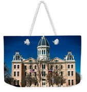 Presidio County Courthouse Weekender Tote Bag